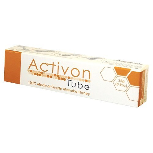 Activon Medical Grade Manuka Honey 25g (Pack of 3) by Activon
