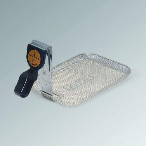 Tefal FR4046 Fritteuse Filtra Pro Inox & Design / 2.300 Watt / Timer / wärmeisoliert / abnehmbarer Ölbehälter / Edelstahl - 2