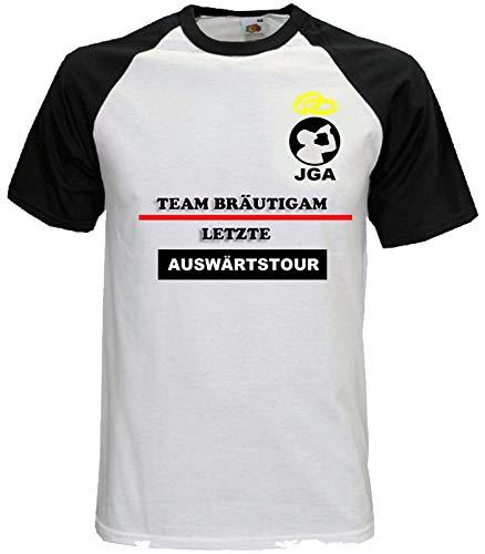 Herren T-Shirt   JGA Shirt   Shirt   Sprücheshirt   gebraucht kaufen  Wird an jeden Ort in Deutschland