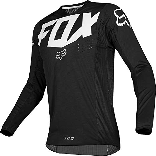 Fox Jersey 360 Kila Black M