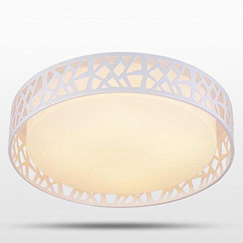 Madaye Modern einfach Wasserwürfel rund Decke Schlafzimmer Studie Acryl LED Licht 38cm 18W -