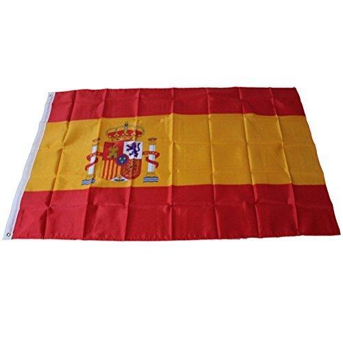 Foto de 37YIMU - Bandera nacional Bandera España 90 x 150 cm