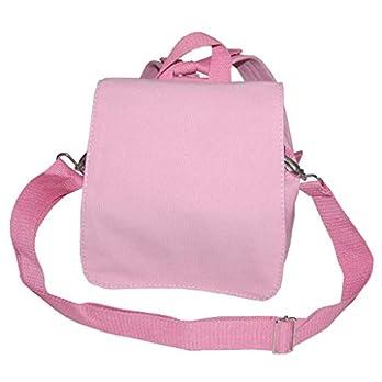 Lieblingsstücke Taschenrohling Canvasrucksack wandelbar zur Tasche in rosa K05