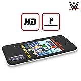 Head Case Designs Officiel WWE John Cena 8-Bit Retro 2017/18 Superstars Coque Dure pour l'arrière Compatible avec iPhone 7 Plus/iPhone 8 Plus
