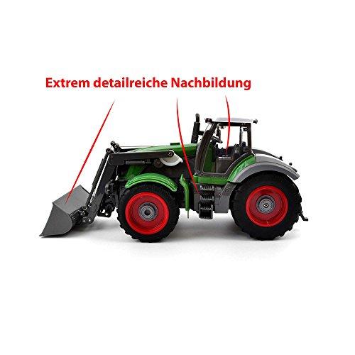 RC ferngesteuerter Traktor mit Anhänger - 3