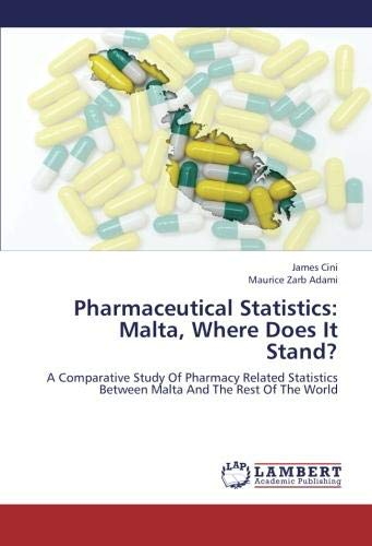 Pharmaceutical Statistics: Malta, Where Does It Stand?: A Comparative Study Of Pharmacy Related Statistics Between Malta And The Rest Of The World Cine Stand