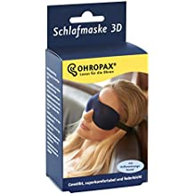 Ohropax Schlafmaske 3D blau, 1er Pack (1 x 1 Stück)