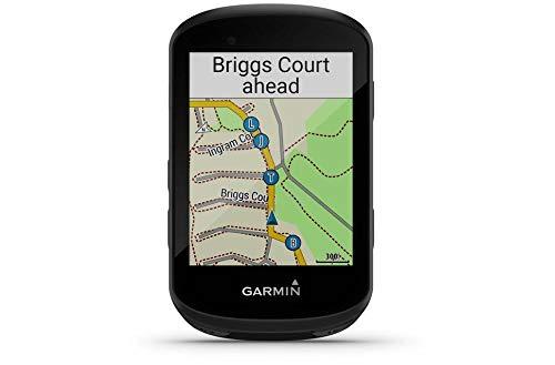 Garmin Unisex-Erwachsene GPS Mano Edge 530 Navigation, Schwarz (Negro), Einheitsgröße
