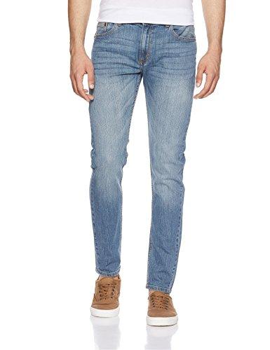 Newport by Unlimited Men's Slim Fit Jeans (275908860_BLUE-SS_36)