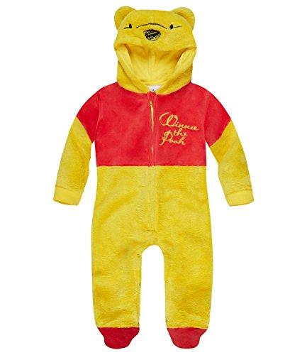 Disney Winnie the Pooh Babies Tutina - giallo - 12M