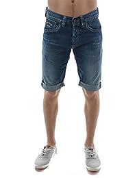 29 shorts bermudas pepe jeans pm800074 - cash short bleu