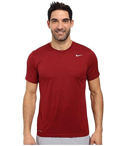 Nike Dri-Fit Mens Legende 2.0 T-Shirt, Xl, Rot Männer Nike Dri-fit Shirt
