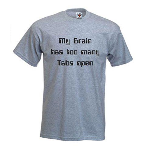 Bullshirt -  T-shirt - Uomo Light Grey