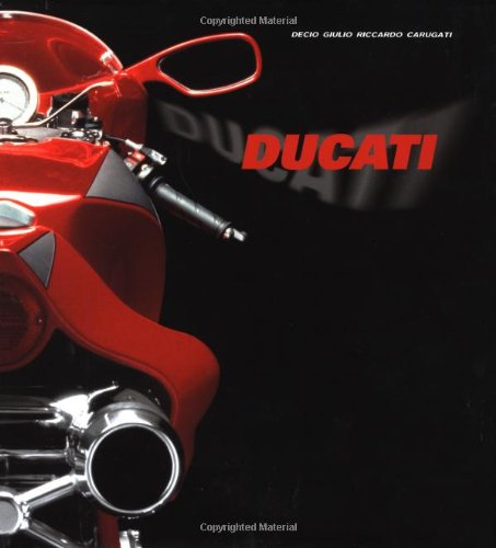 Ducati: Design and Emotion por Decio Giulio