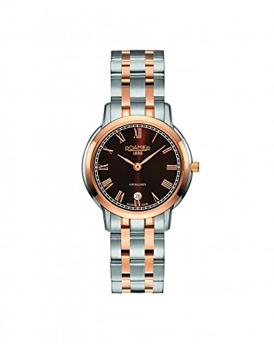 Roamer reloj mujer Classic Line Ladies Superslender 515811 49 05 50