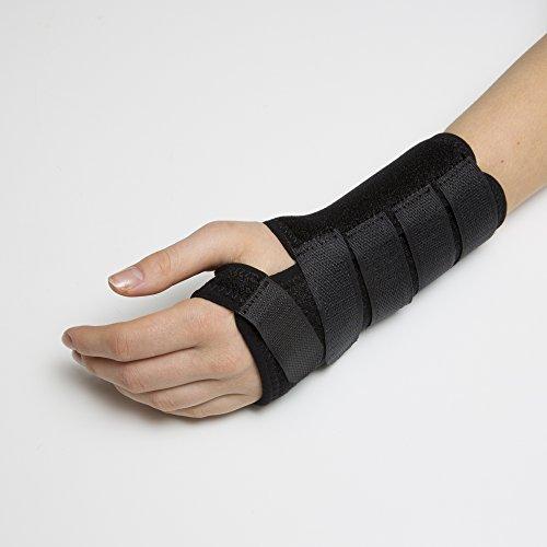 Calibre QT Handgelenkstütze,sofortige Linderung für Karpaltunnelsyndrom und Tendinitis. Lassen Sie nicht zu, dass Handgelenk Schmerzen im Wegihre Hobbys und Aufgaben kommt! (mittel rechts)