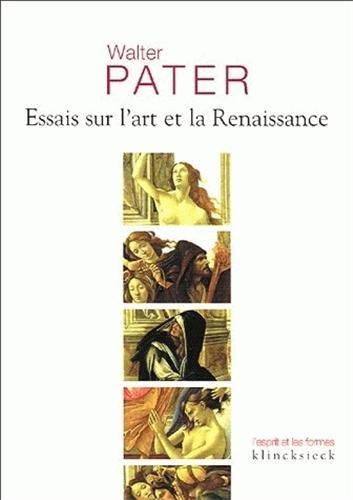 Essais sur l'art de la Renaissance