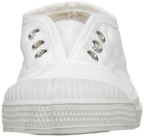 Bensimon  Tennis Elly Enfant,  Sneaker unisex bambino Bianco (Blanc)