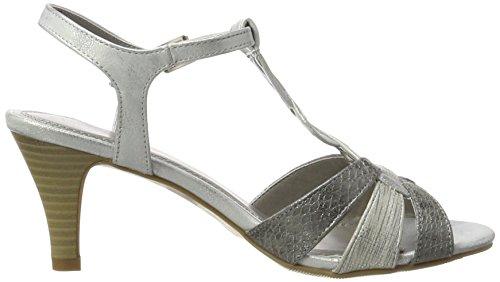 Jane Klain - 283 763, Sandali Donna Argento (Silver)