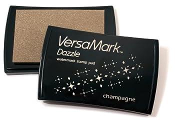 Tsukineko Versamark Watermark Ink Pad, Champagne 0