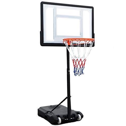 KYEEY Basketball Stand Sollevamento Mobile dellinterno Esterno Domestico Formazione Piano di ripresa Giocattolo Standard Carrello Bambino del