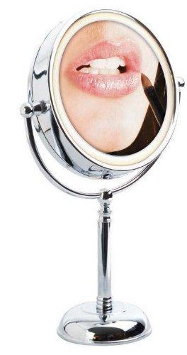 Lanaform Miroir tactile grossissant sur pied