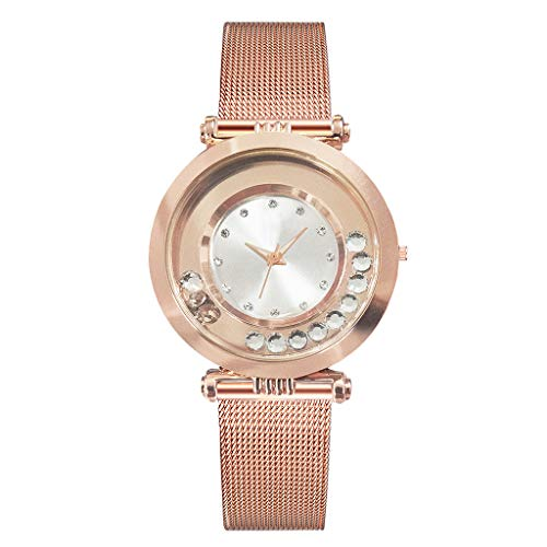 IG Invictus Women es Casual Quarz Edelstahlband New Strap Watch Analog Wrist Watch Vansvar Damenuhr Silber Uhren.