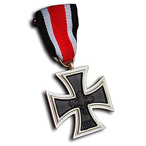 Médaille Croix de Fer 1939Seconde 2nde classe Antique repro Award Militaire Armée Allemagne