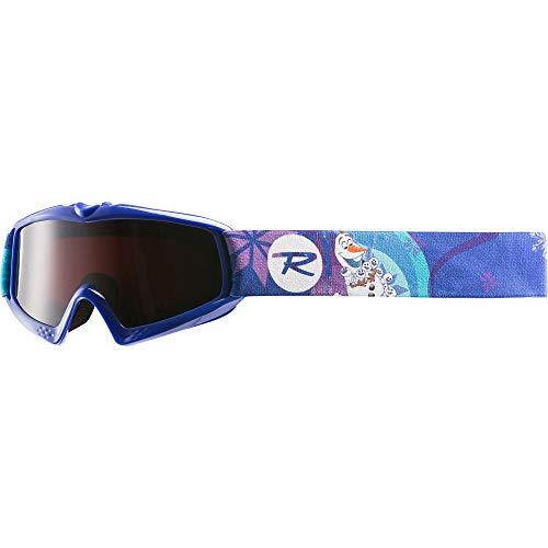 Rossignol Raffish S Frozen Skibrille Junior, Unisex, Kinder, Violett (Purple/Aqua), 3-6 Years Old -