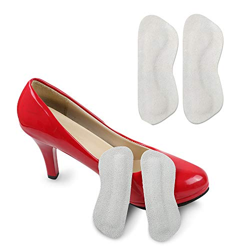 20Paar Schuh Ferse Einlegesohlen/Protektor Pads für Schuhe Anti Slip Unisex