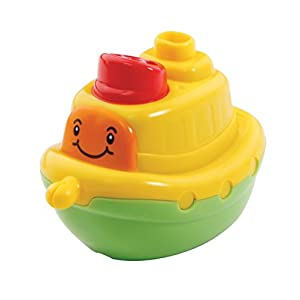 VTech Baby 500304-Tut Baby Bath World-Guides Boot with Friends