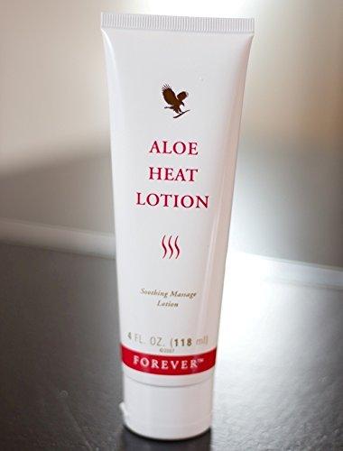Preisvergleich Produktbild Aloe Heat Lotion - Original 118 ml - Luxus Nachricht Lotion