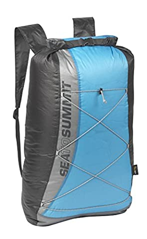 Sea to Summit Ultra-Sil Waterproof Day Pack - Blue, 22 Litres