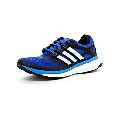 adidas Men's Energy Boost 2 Esm M Blue Beauty F10, Ftwr White and Solar Blue S14 Running Shoes - 6 UK