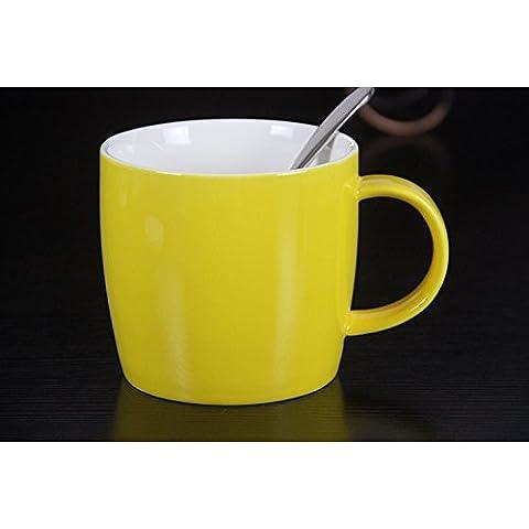 La Taza de cerámica tazón de agua publicidad masiva taza de café se copas oficina taza taza de