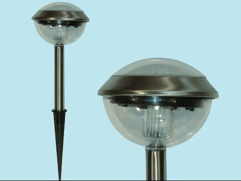 Price comparison product image LED Solar Lamps Andromeda to 2 Series of 3 Pieces Complete Of Batteries.