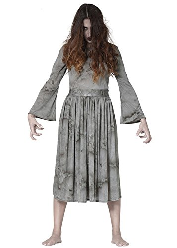 Magic Box Int. Frauen Halloween Das Ring Girl Style Kostüm