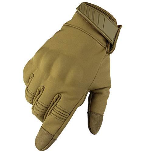 FHCGZSST Herren Winterhandschuhe Militär Männliche Taktische Handschuhe Fahren Armee Schwarz Handschuh Winter Zubehör Für Männer Touch Gym Handschuh