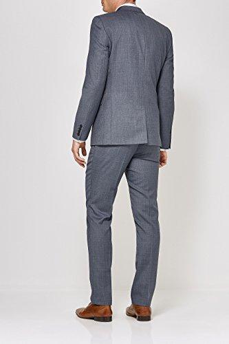 next Homme Costume en laine mélangée: Veste Bleu