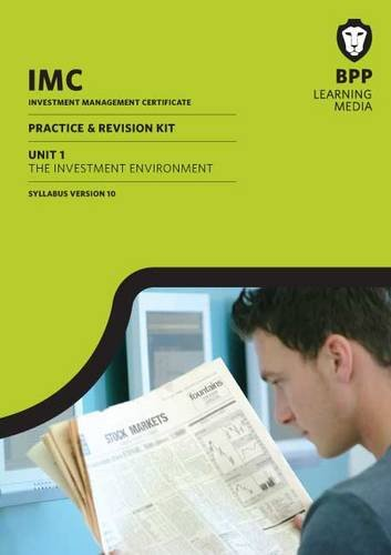 Investment management certificate unit 1 pdf safe investments