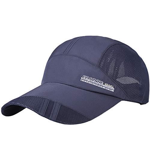 Sumeiwilly Damen/Herren Baseball Caps Classic Unisex Snapback Kappe Erwachsene Trucker Cap Bequem, Widerstandsfähig, Verstellbarer Verschluss Hinten