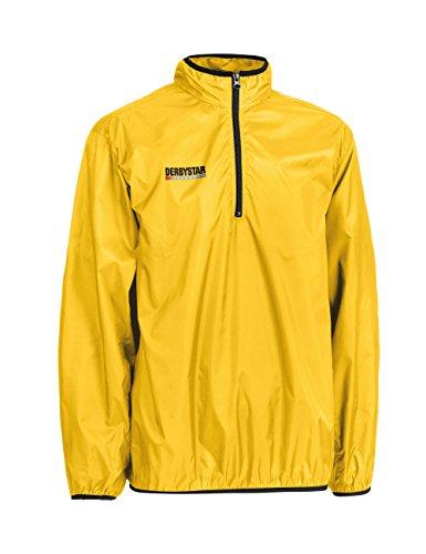 Derbystar Regenjacke Basic, 140, gelb, 6052140500