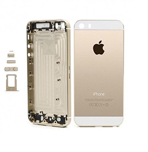Full Housing Body Panel for iPhone 5S Gold