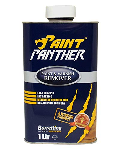 Paint Panther STPP001 1 L, Milky White