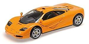 Minichamps McLaren F1 1993 Orange 530133421 1/18 - Montado en Metal