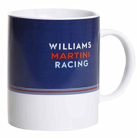 Williams Martini F1 Racing Replica Team Mug Official 2016