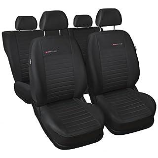 Universal Autositzbezüge/Sitzbezuge/ Schonbezüge/ Komplettset (P4)
