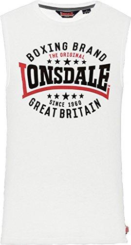 Preisvergleich Produktbild Lonsdale St. Agnes Tank Top L Weiß