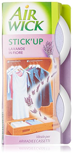Air Wick STICK UP - Cabinet air freshener, random fragrances - 2 units