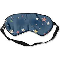 Sleep Eye Mask Little Stars Sky Lightweight Soft Blindfold Adjustable Head Strap Eyeshade Travel Eyepatch E1 preisvergleich bei billige-tabletten.eu